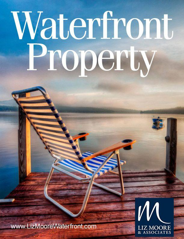 Waterfront Property Digital Magazine - Liz Moore and Associates