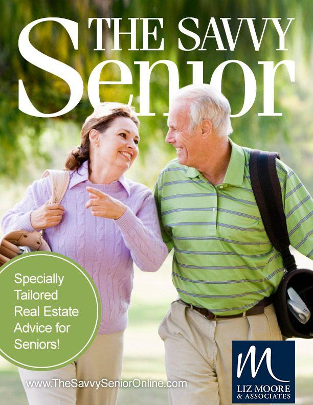 The Savvy Senior Digital Magazine - Liz Moore and Associates