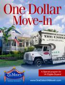 One Dollar Move-In Magazine