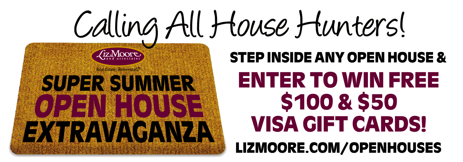 Summer Open House EXTRAVAGANZA