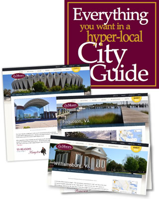 Everything you want in a hyper-local City Guide