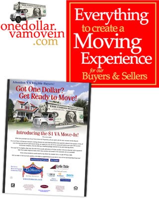 Everything to create a Moving Experience for our Buyers & Sellers - OneDollarVaMoveIn.com