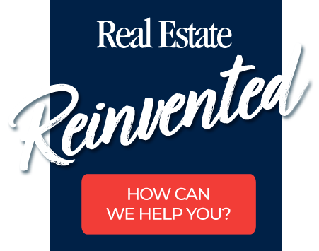 Real Estate. Reinvented.
