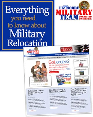 Everything you need to know about Military Relocation - HamptonRoadsPCS.com