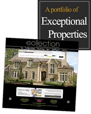 A portfolio of exceptional properties!