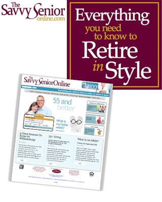 Everything you need to know to Retire in Style - TheSavvySeniorOnline.com