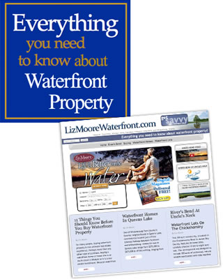 Everything you need to know about waterfront property!